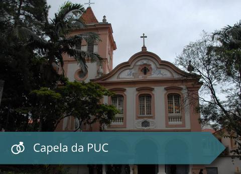 Capela da PUC - Imaculado Coração de Maria - Capa