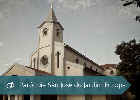 Paróquia São José do Jardim Europa - Capa