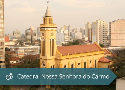 Catedral Nossa Senhora do Carmo - Imagem 01