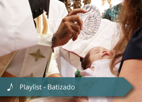 Coral Mater Dei - Playlist - Batizado