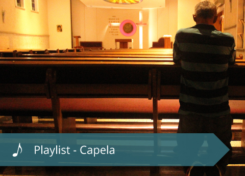 Coral Mater Dei - Playlist - Capela