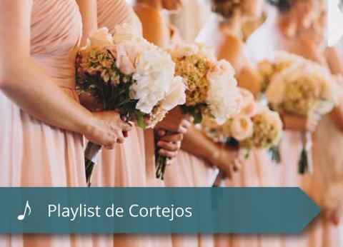Coral Mater Dei - Playlist - Cortejos
