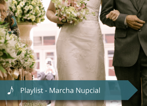 Coral Mater Dei - Playlist - Marcha Nupcial