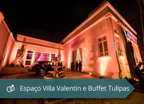 Espaço Villa Valentin e Buffet Tulipas - Imagem 01
