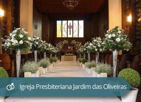 Igreja Presbiteriana Jardim das Oliveiras - IPJO